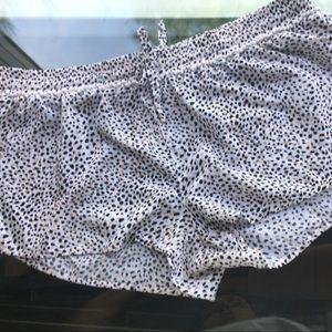 S Victoria's Secret pajama shorts small